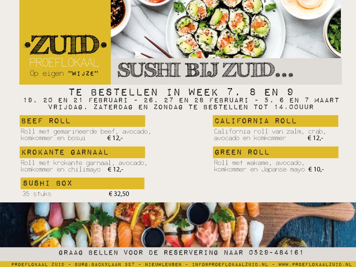sushi-afhaal-week-2