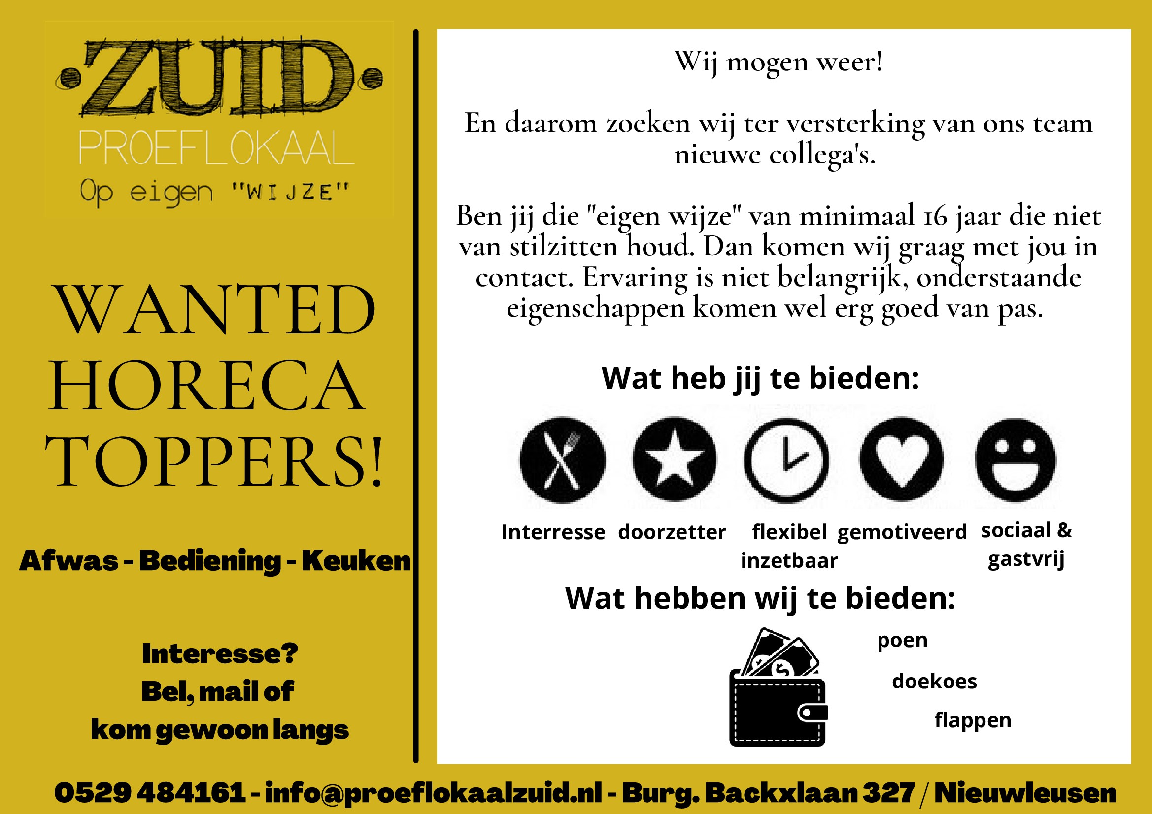 vacature-part-time